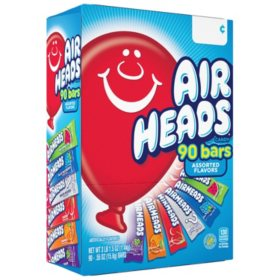 Airheads Variety Pack (.55 oz., 90 ct.)