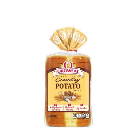 Country Potato Bread (24 oz.)