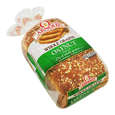 Oatnut Original Whole Grains Bread (24 oz.)