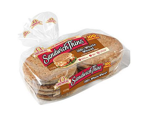 Whole Wheat Sandwich Thins (8 pk.)
