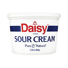 Daisy Brand Sour Cream (3 lb. tub)
