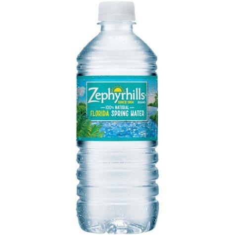 Zephyrhills Sparkling Water (16.9 oz. bottles, 24 pk.)