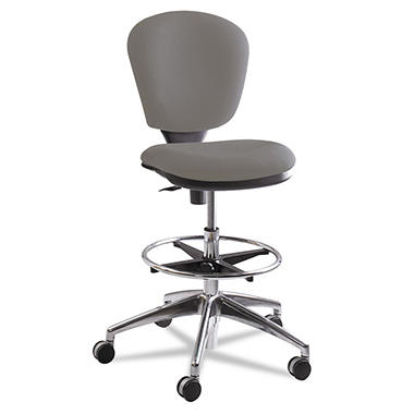Safco Metro Extended Height Swivel/Tilt Chair, Gray