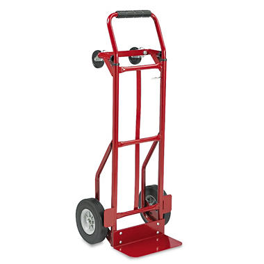 Safco Convertible Industrial Hand/Platform Truck