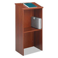 "Safco 46"" Stand-Up Lectern, Select Color"