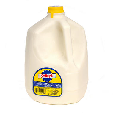 Smiley's 2% Reduced Fat Milk (1 gal.)