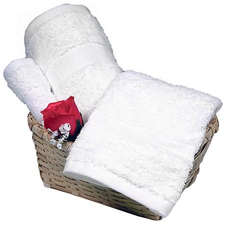Riegel Cam Collection Hotel 12-Pack Hand Towels