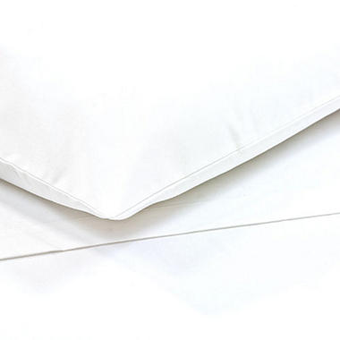Riegel 180TC White Sheets - 12 pk Various Sizes, Flat or Fitted