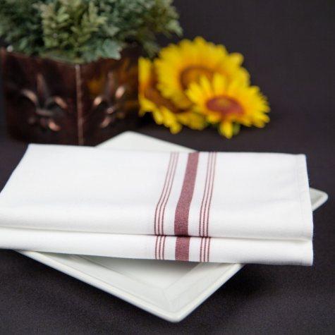 Riegel Bistro Stripe Napkins, Choose Your Color (24 pk.)