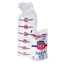 The Union Ice Co. Party Ice - 6/7 lb. bags