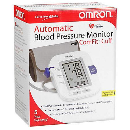 Omron® BP Monitor W/ ComFit™ Cuff