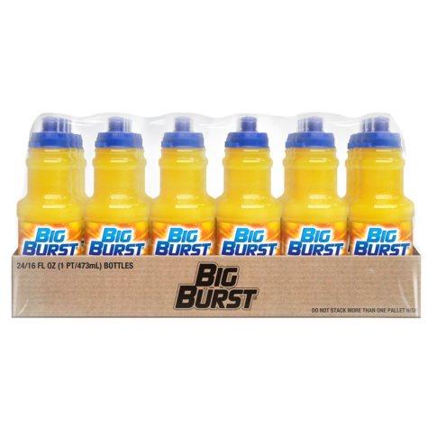 Big Burst Citrus Punch Drink (16 oz., 24 ct.)