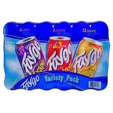 Faygo Variety (12 oz. cans, 24 pk.)
