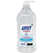 Purell Instant Hand Sanitizer - Pump - 2 Liters (67.6 oz)