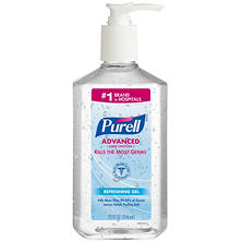 Purell Instant Hand Sanitizer Pump Bottle (12 oz.)