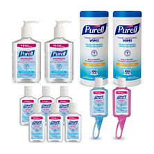 Purell Hand Sanitizer Office Starter Kit