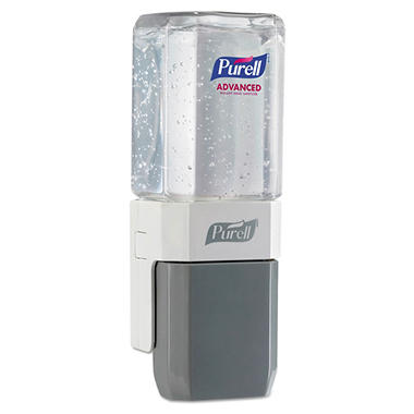 Purell Instant Hand Sanitizer Dispenser and 450 ml Refill