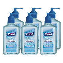 Purell Healthy Soap, Various Scents (12 fl. oz., 6 pk.)