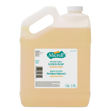 MICRELL Antibacterial Lotion Soap (1 gal.)