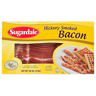 Sugardale Sliced Bacon (1 lb., 3 pk.)