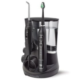 Floss sams club waterpik complete care 50 water flosser and sonic electric toothbrush choose your color reheart Gallery