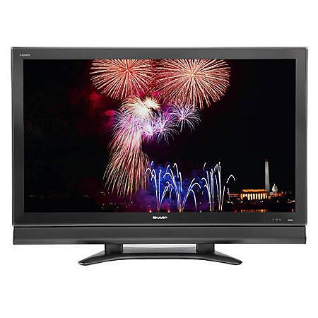 "52"" Sharp Aquos LCD 1080p HDTV"