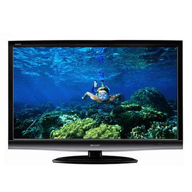 52 Sharp AQUOS LCD 1080p 120Hz HDTV