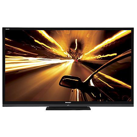 """70"""" Sharp Aquos Quattron LED 1080p AquoMotion 240 HDTV"""
