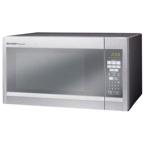 Sharp 1.8 Cu. Ft. Sensor Microwave Oven