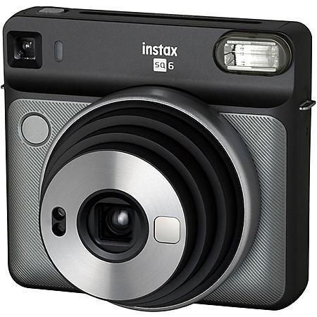 Fujifilm SQ6 Instax Square Instant Film Camera (Various Colors)