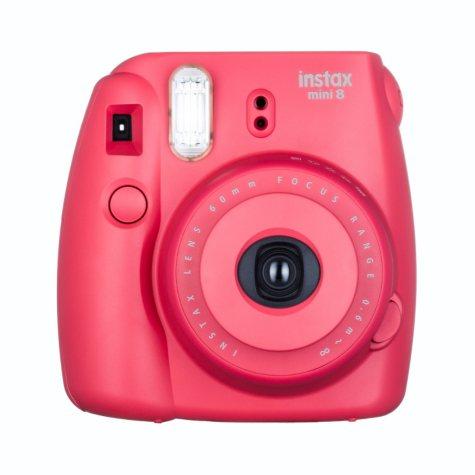 FUJIFILM Instax Mini 8 Instant Camera - Various Colors