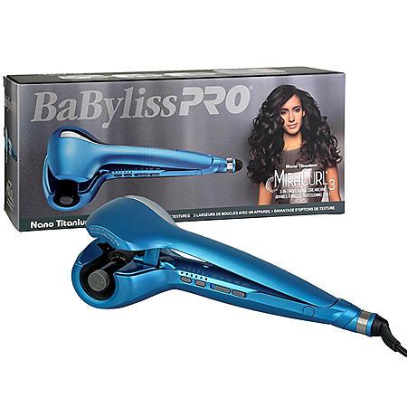 BaBylissPro Nano MiraCurl 3 Curl Machine