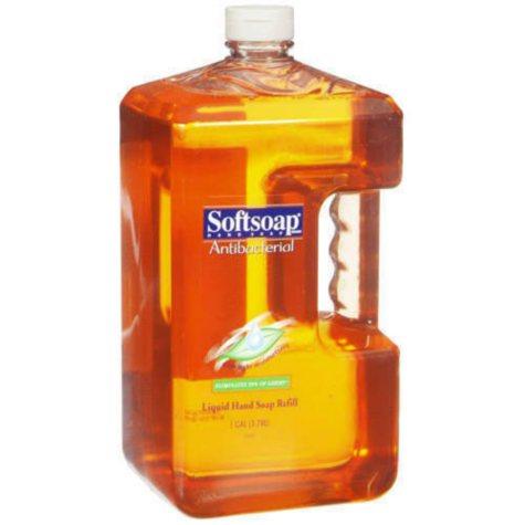 Softsoap Anti-Bacterial - 128 oz.