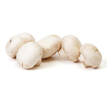 Whole Mushrooms (16 oz.)