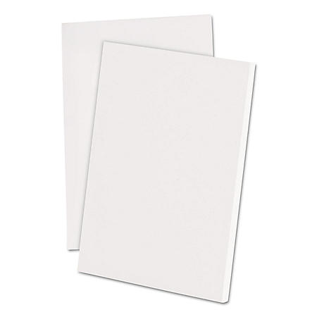 Ampad - Scratch Pad Notebook - Unruled - 4 x 6 - White - 100-Sheet - Dozen
