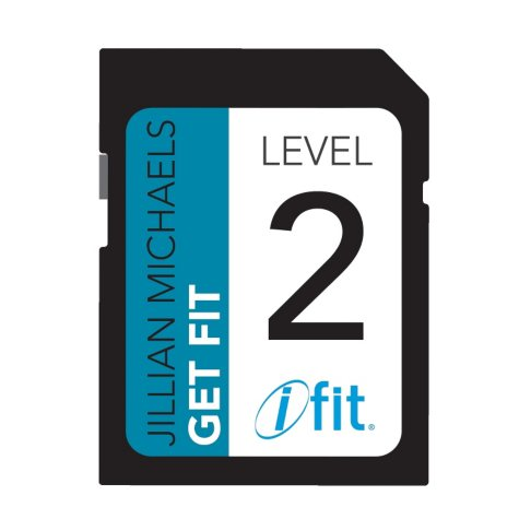 iFit level 2 Get Fit SD card