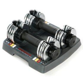 Weider Speed Weight, WSAW2505-K