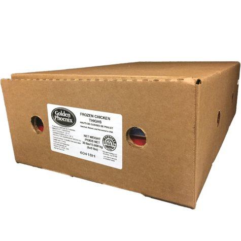 Chicken Thighs - 30 lb. box