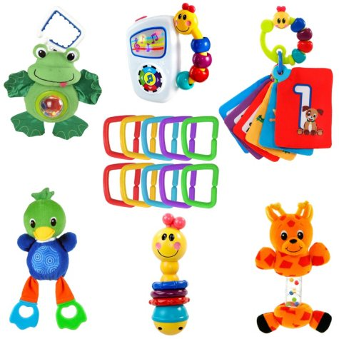 Best of Baby Einstein Collection - 16 pc.