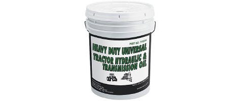 Certified 10W20 Hydraulic & Transmission Fluid - 35 LB Bucket