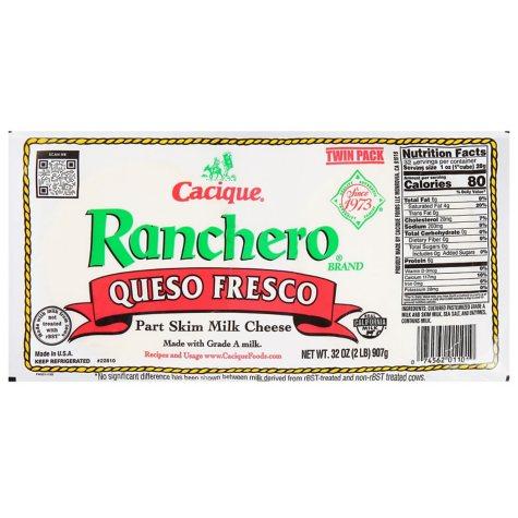 Ranchero Queso Fresco Twin Pack (16 oz. ea., 2 pk.)