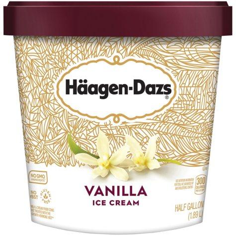 Häagen-Dazs Vanilla Ice Cream (64 oz.)