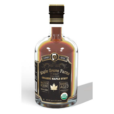 Maple Grove Farms Organic Maple Syrup (16.9 oz.)