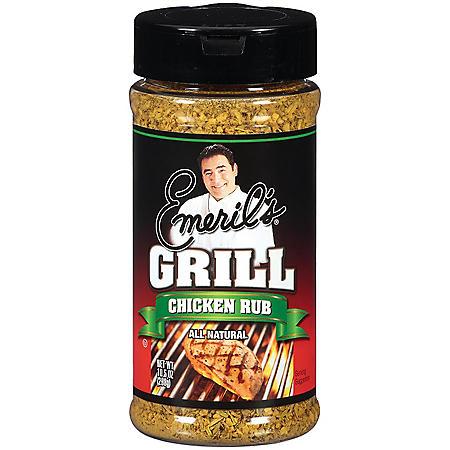Emeril's® Grill Chicken Rub - 10.5 oz.