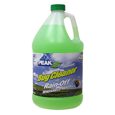 PEAK +32ºF Eco Premium Bug Cleaner with Rain-Off