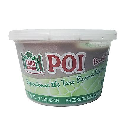 Taro Island Fresh Poi (16 oz.)