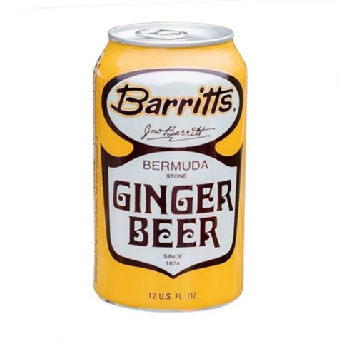 Barritts Ginger Beer (12 fl. oz. can, 6 pk.)
