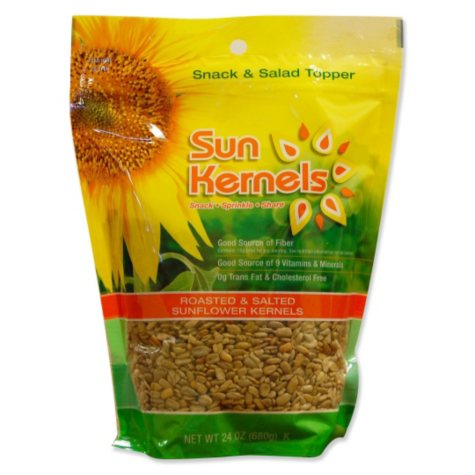 Sun Kernels Roasted & Salted Sunflower Kernels (24 oz.)