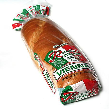 Rotella's Italian Bakery Vienna Bread - 17 oz.