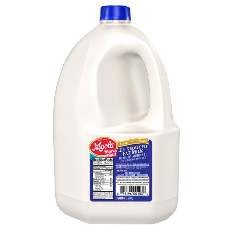 Maola by Marva Maid 2% Reduced Fat Milk (1 gal.)